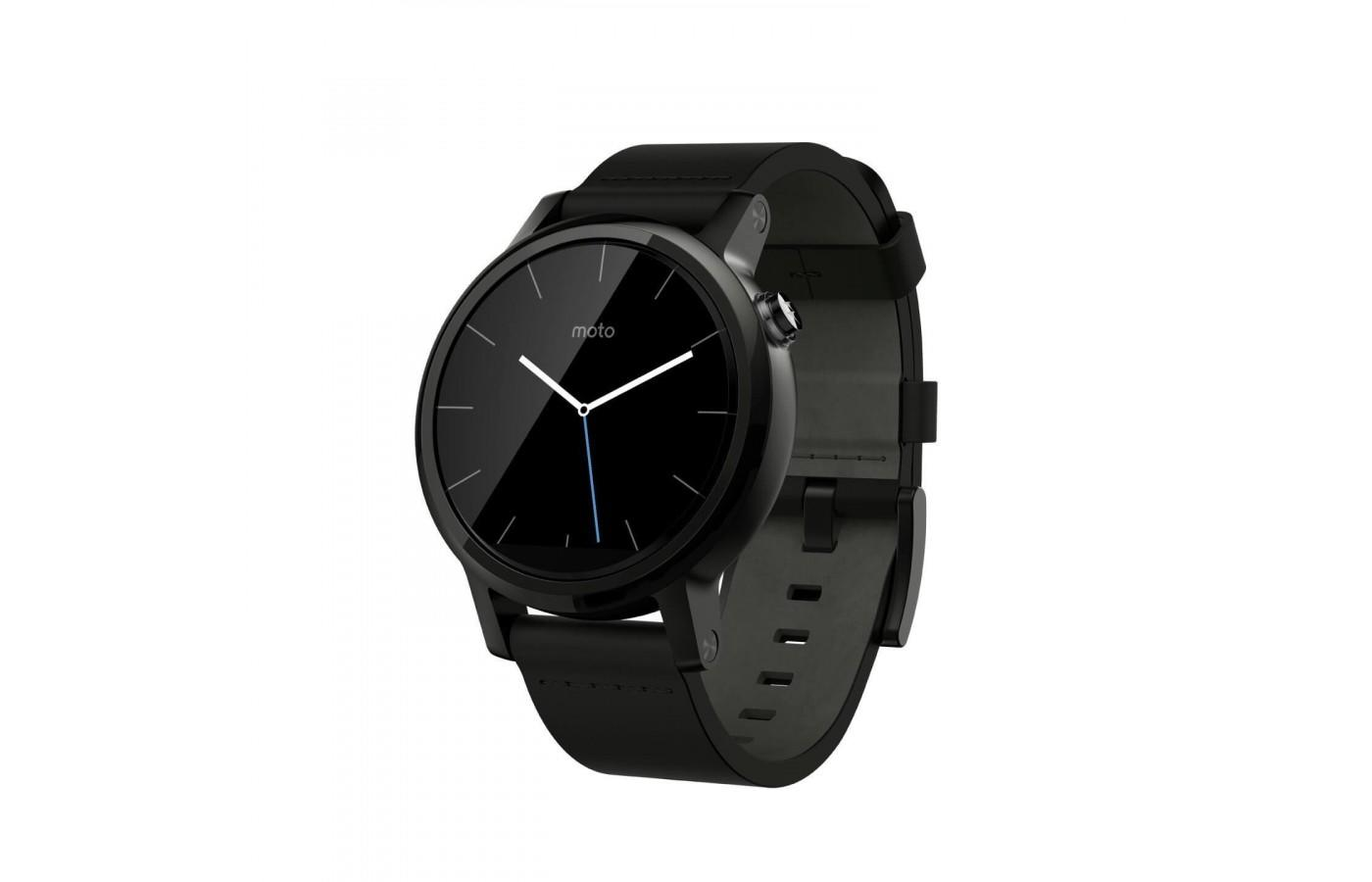 motorola 360. the motorola moto 360 (2nd gen) is both a smartwatch and fitness tracker
