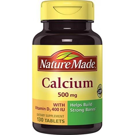 3. Nature Made Calcium with Vitamin D
