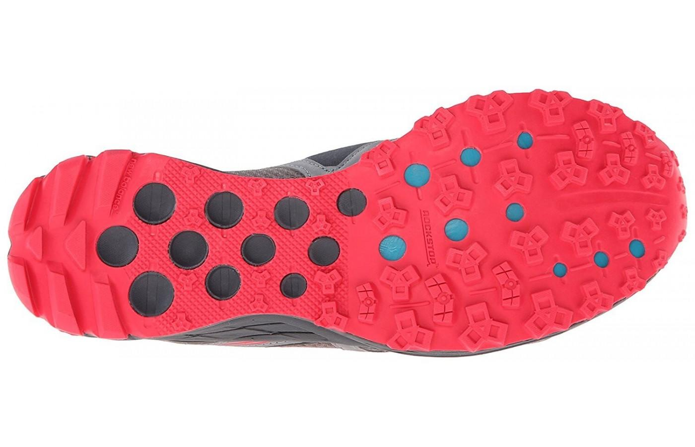 The At Tread Outsole is very durable and has an advanced grip