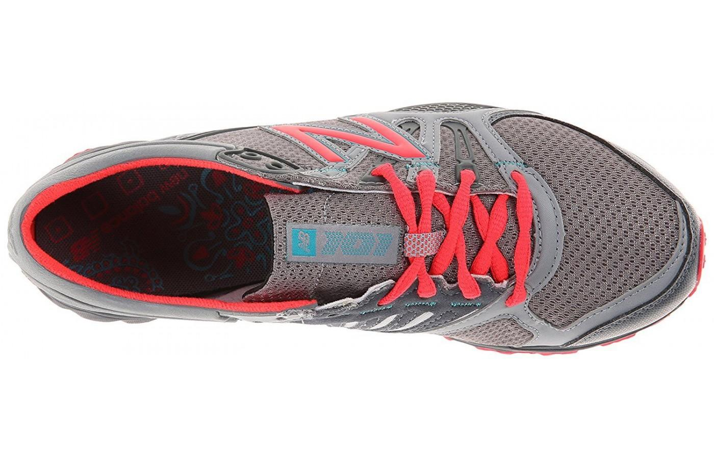 The mesh upper will keep the wearers feet cool and dry no matter how hot it is