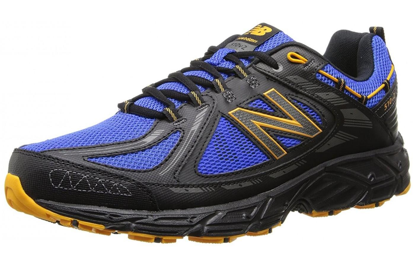 the New Balance 510 v2 is a durable and affordable trail runner