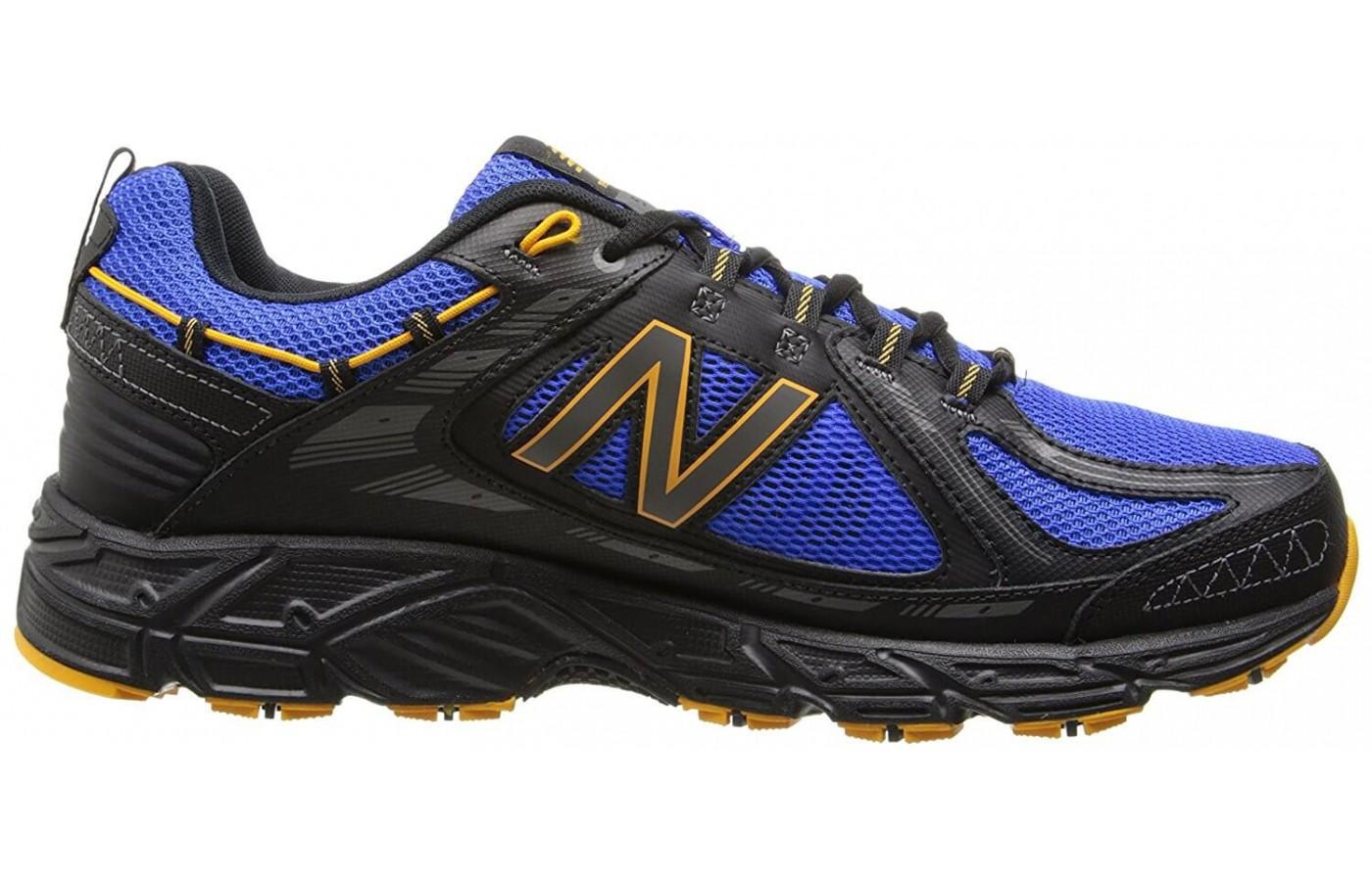the right side of the New Balance 510 v2