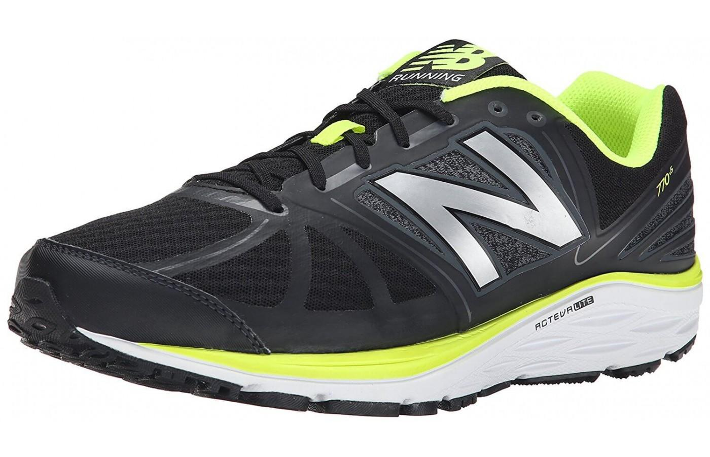 The New Balance 770 v5 reviewed and compared.