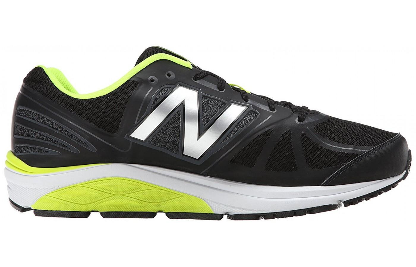 New Balance lowered the drop from 12 mm to 8 mm in the 5th version of the 770.