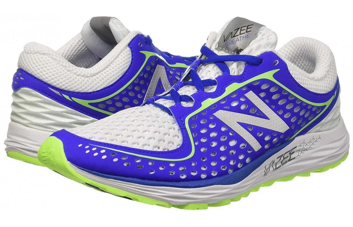 The New Balance Vazee Breathe reviewed and compared.