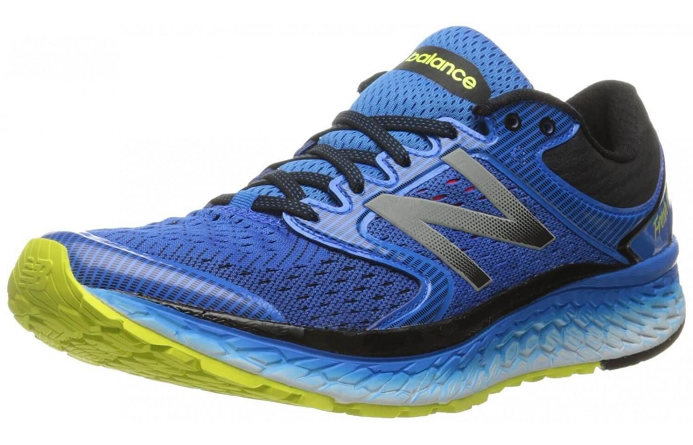 new balance fresh foam 1080 v7 test