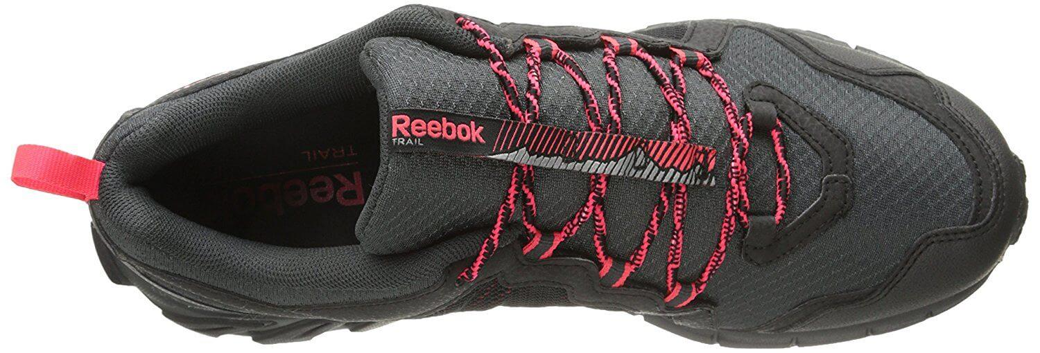 Reebok Carthage 4.0 has an upper that's supportive and breathable