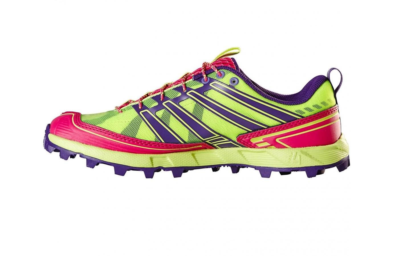 Salming Elements is perfect for the trails ...