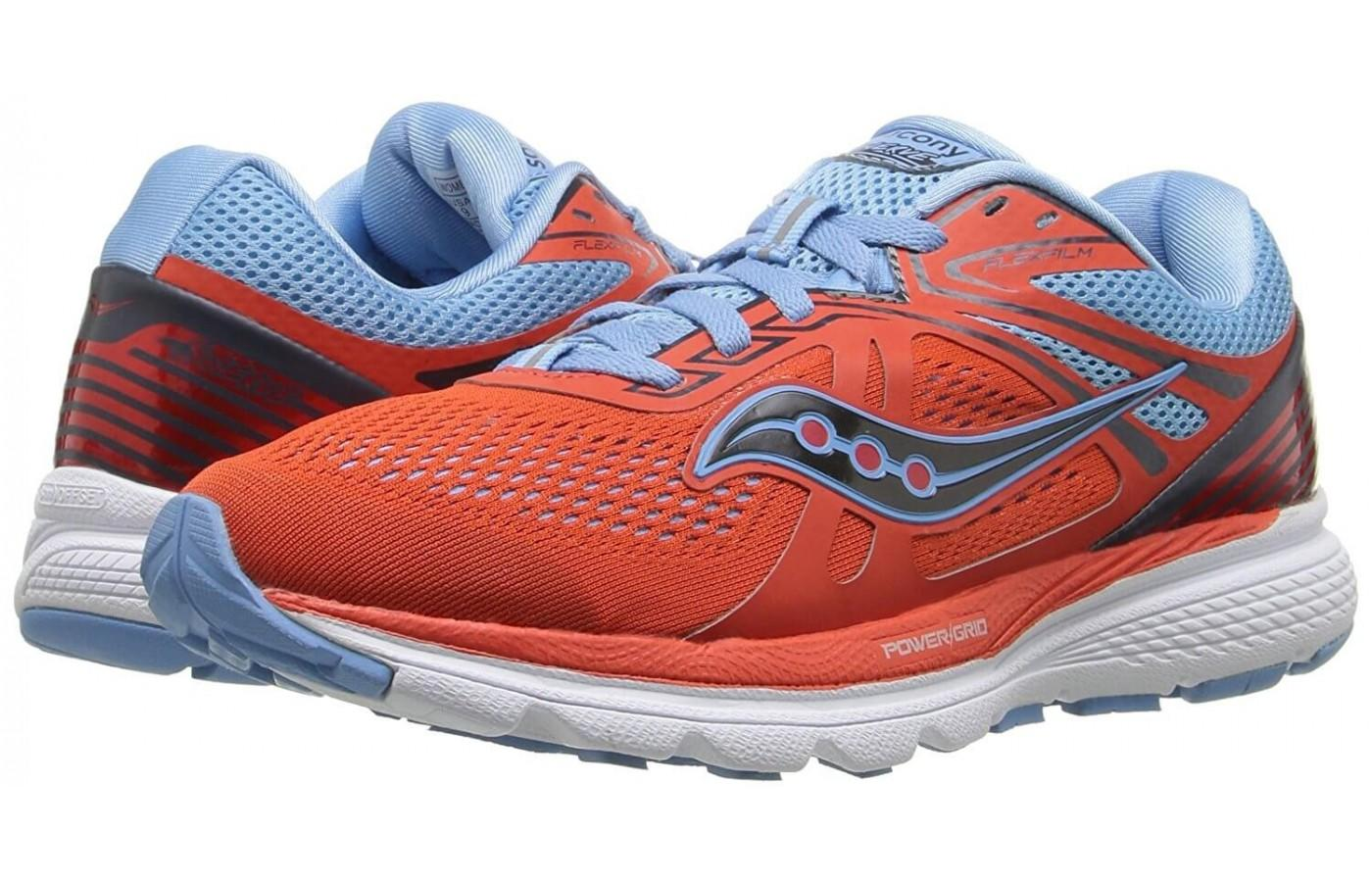 Saucony Swerve has an 8mm drop