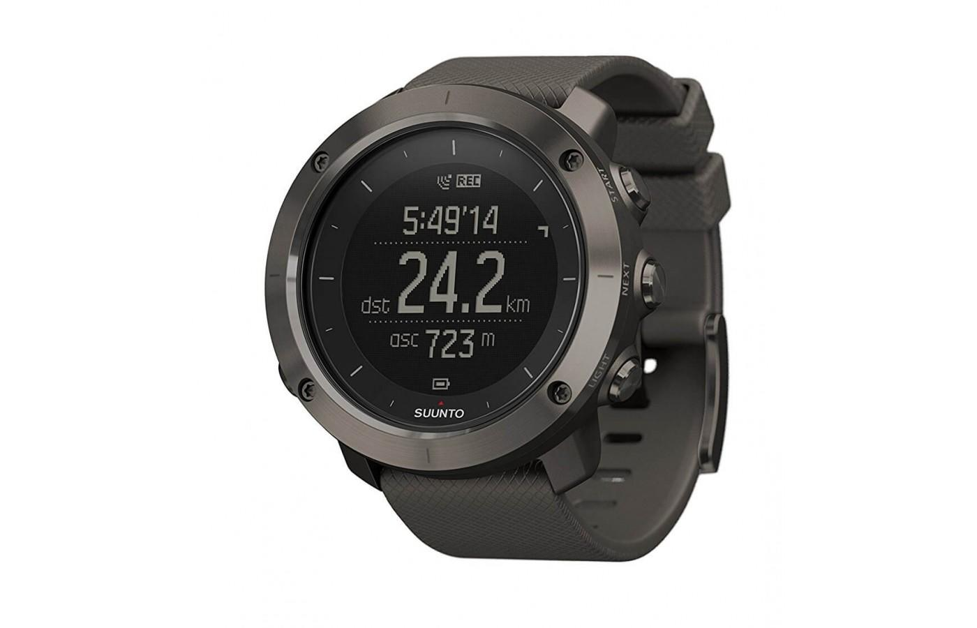 Suunto Traverse can be used for multiple activities
