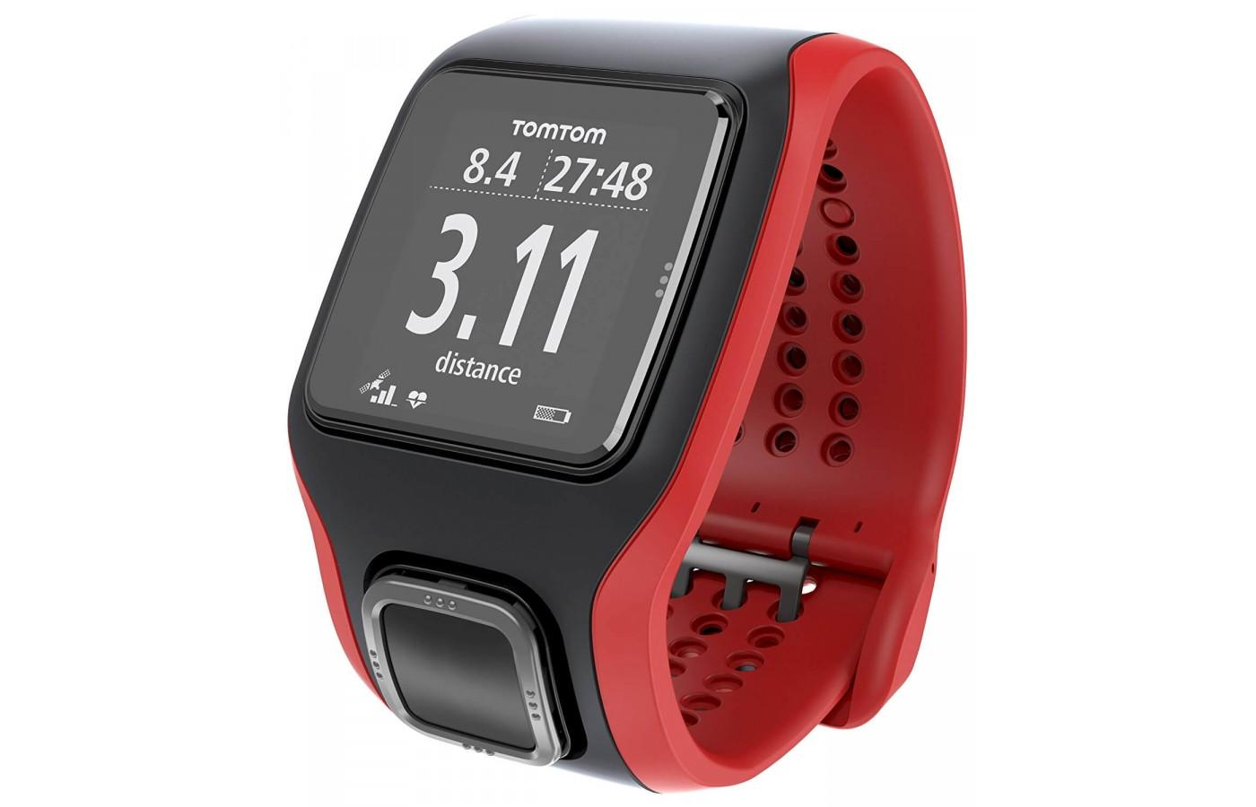 A review of the TomTom Runner Cardio GPS running watch