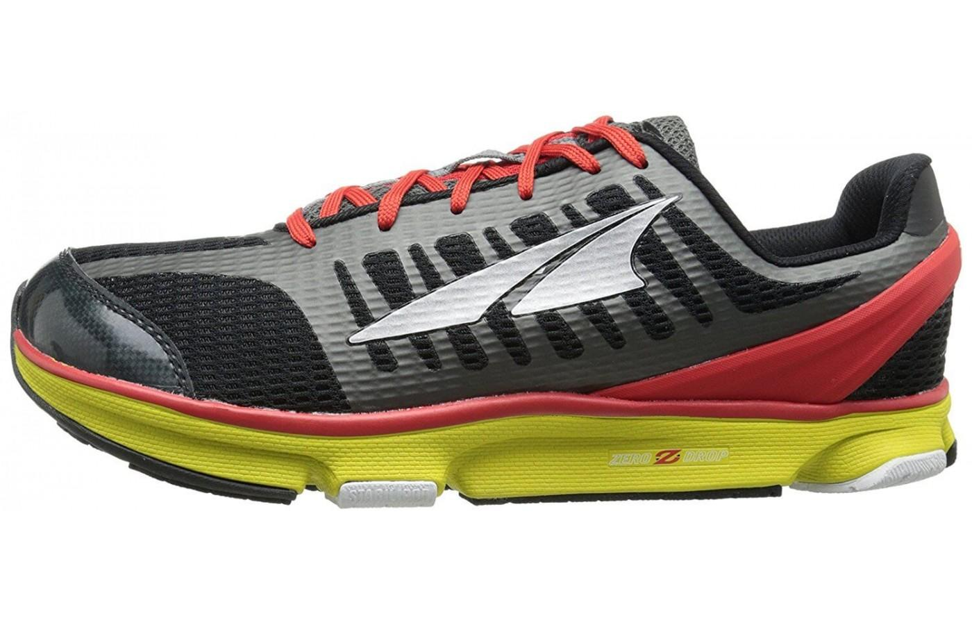 the Altra Provision 2 from the left