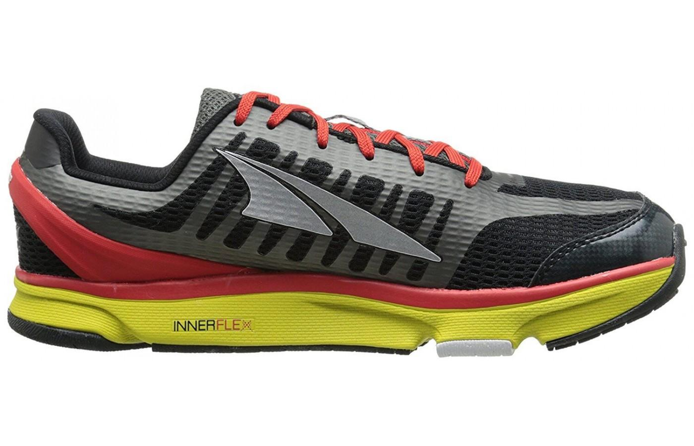 the Altra Provision 2 from the right