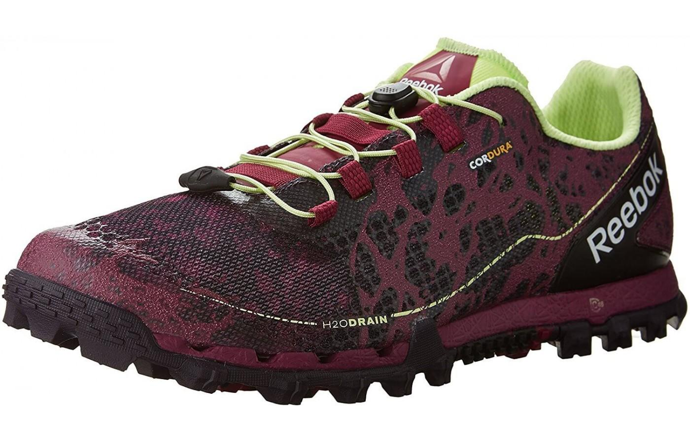 Reebok All Terrain Super is made for the trails