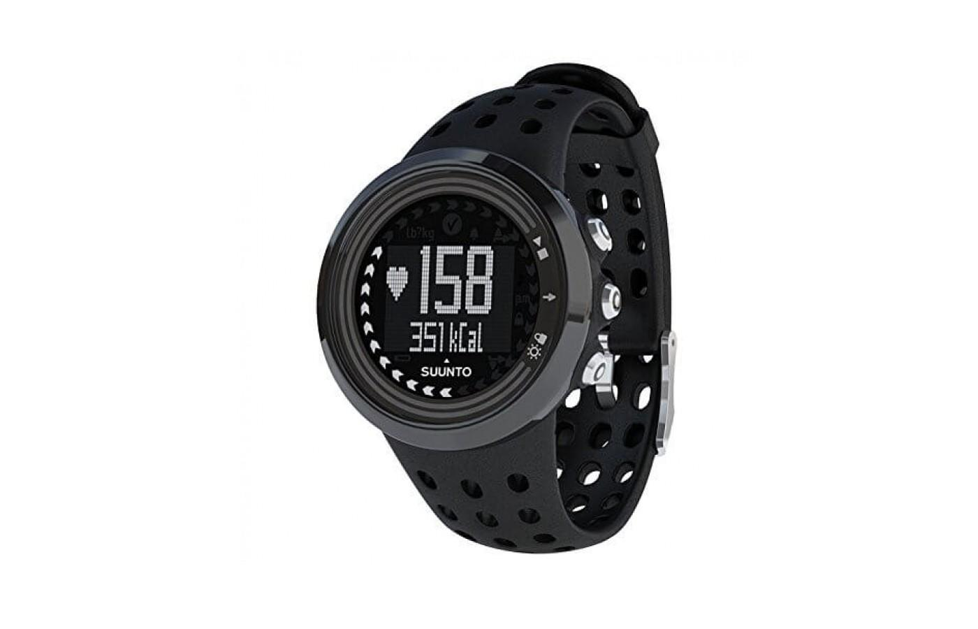 Suunto M5 is a good heart rate monitor