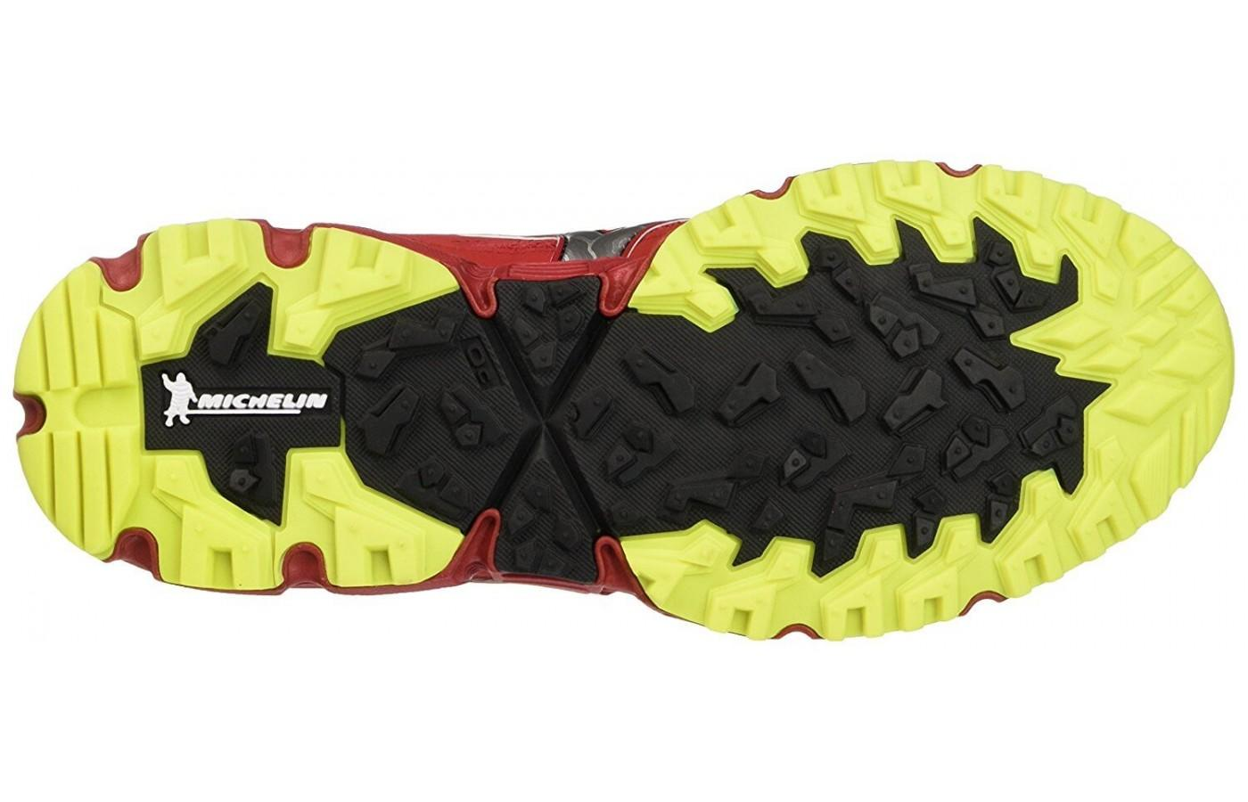 Here are the lugs on the Wave Daichi