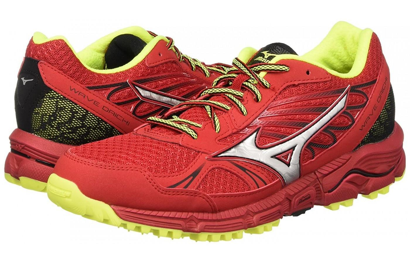 The Wave Daichi is an excellent trail running shoe