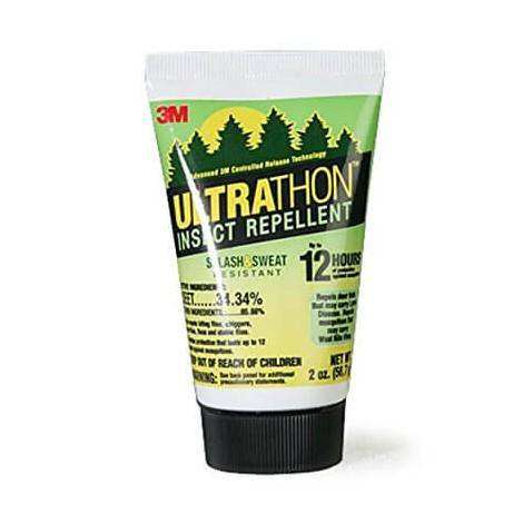 3. 3M Ultrathon Insect Repellant