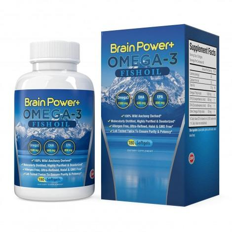 10 best fish oil supplements reviewed in 2018 runnerclick for Fish oil brain
