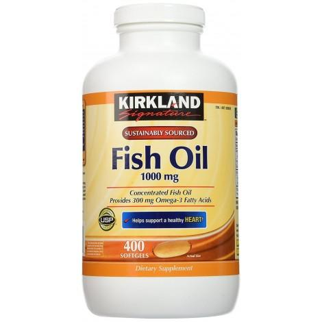 10 best fish oil supplements reviewed in 2018 runnerclick for Kirkland fish oil reviews