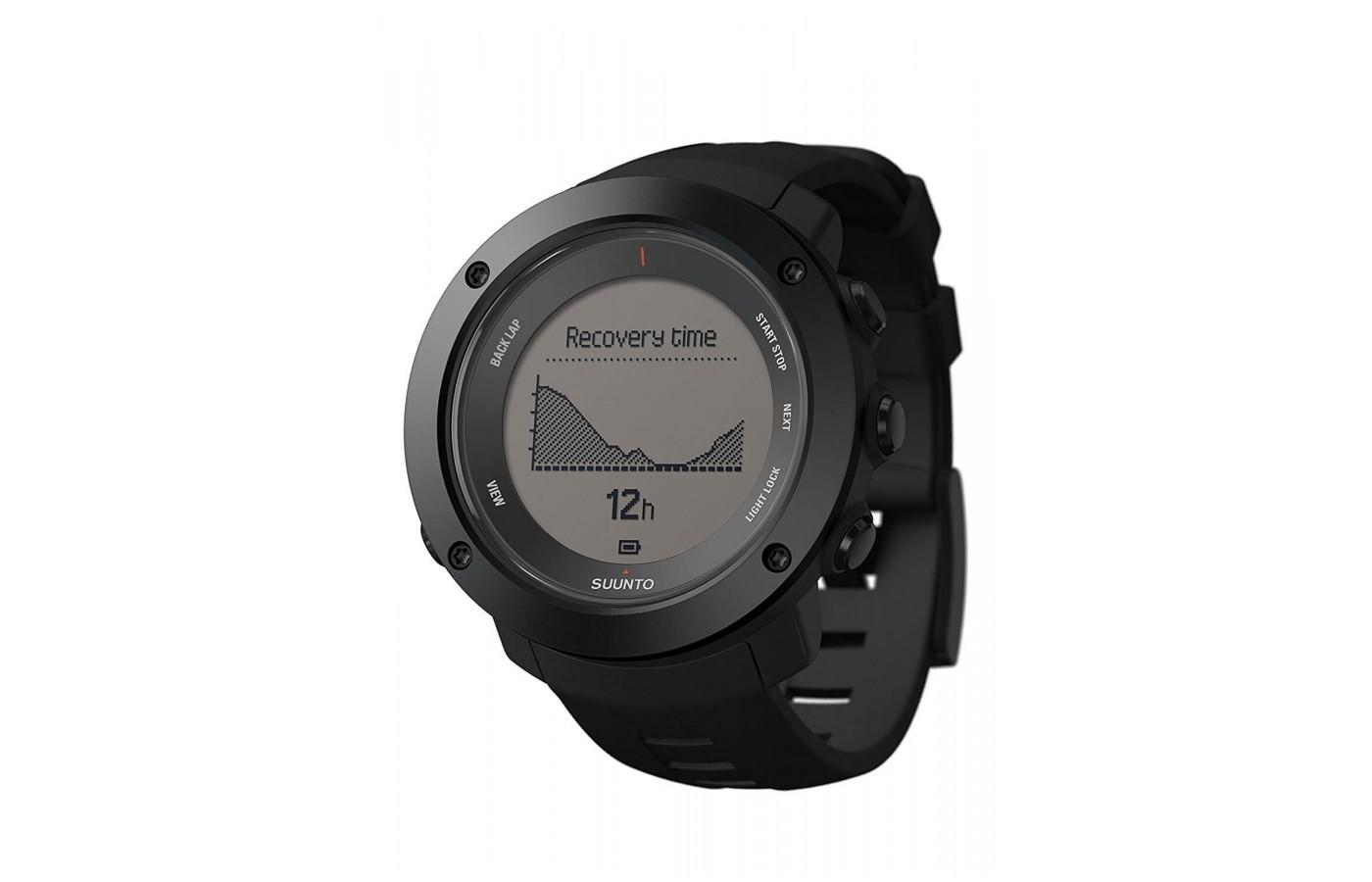 The Suunto Ambit3 Vertical is a comfortable watch