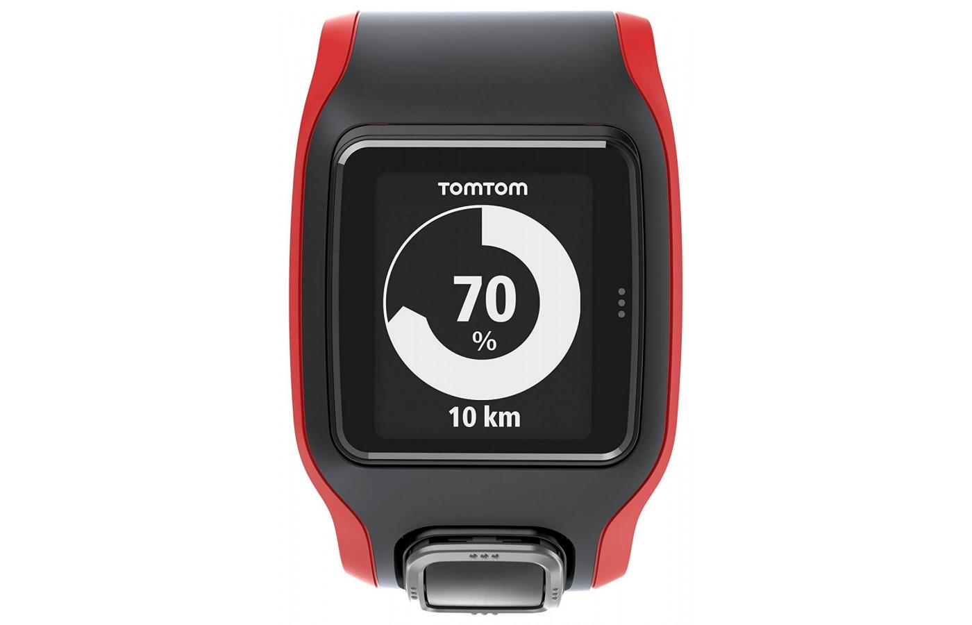 TomTom Multisport has great connectivity