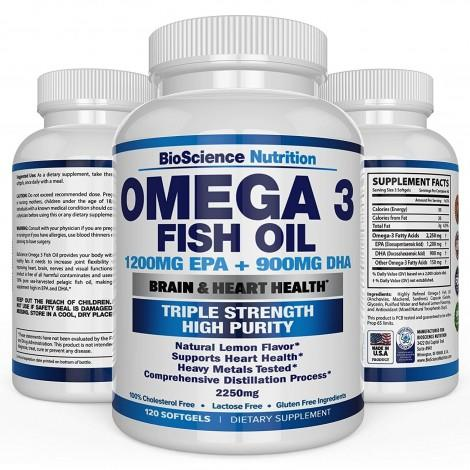 10 best fish oil supplements reviewed in 2018 runnerclick for Ifos fish oil