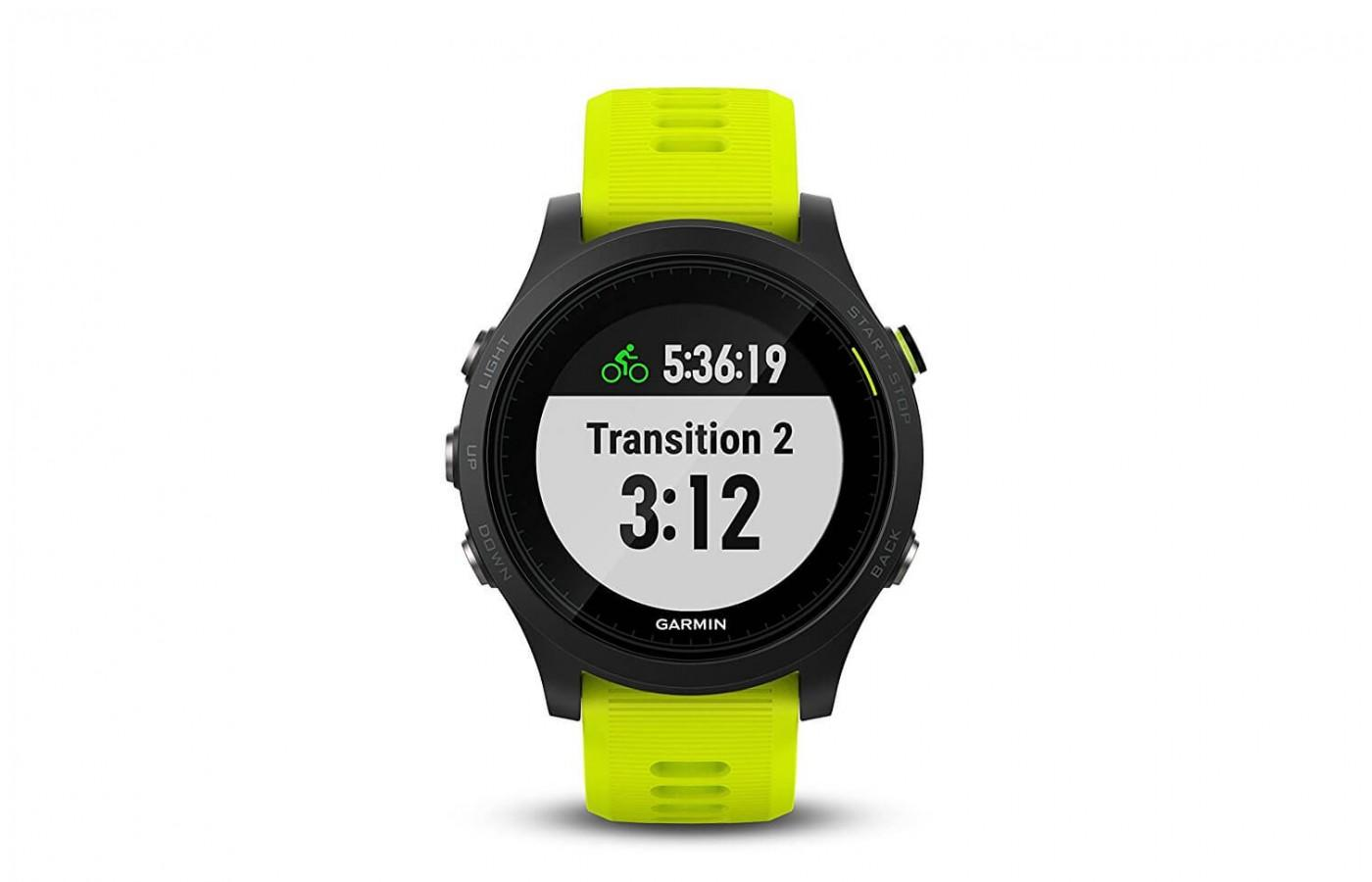 The Garmin Forerunner 935 offer impressive tracking for triathletes at each stage of their journey