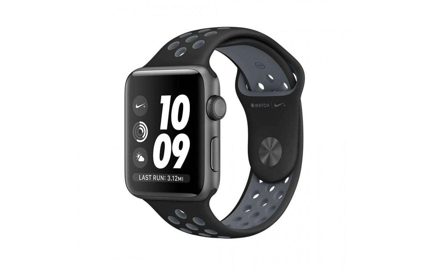 the Apple Watch Nike+ is a powerful fitness tracker and smart watch