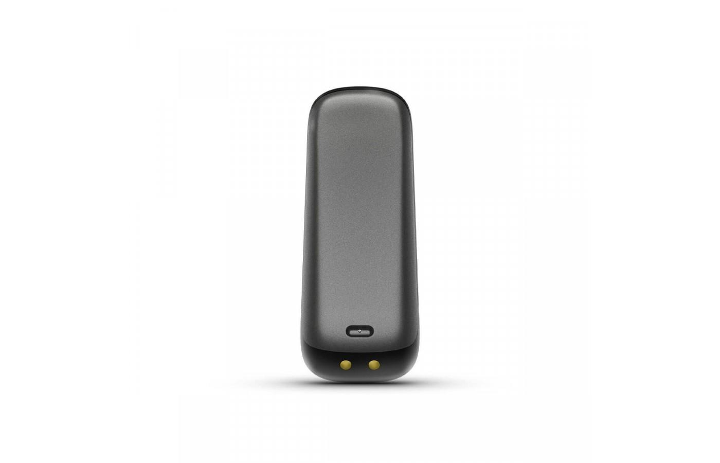 the Fitbit One tracks distance, steps, stairs, and calories burned