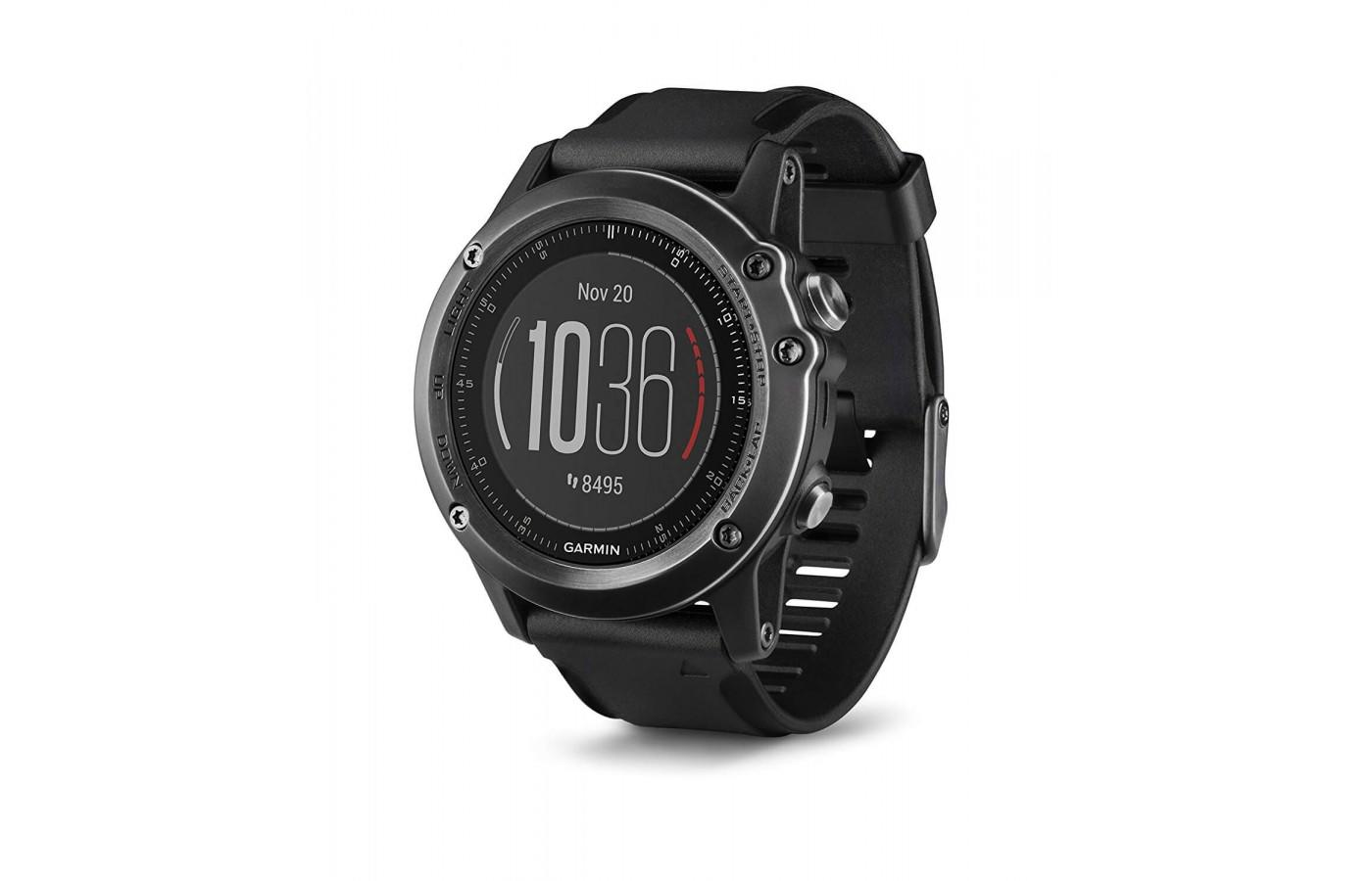 the Garmin fenix 3 HR is a versatile and powerful fitness tracker