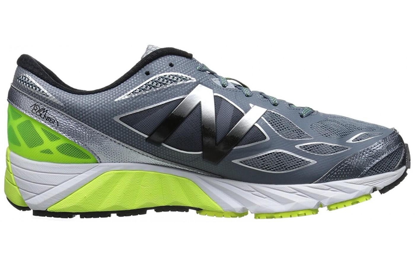 the 870 v4 is a stability shoe for overpronators