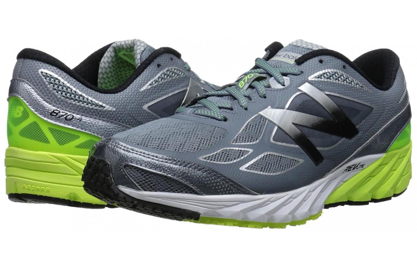 the new balance 870 v4 has been discontinued
