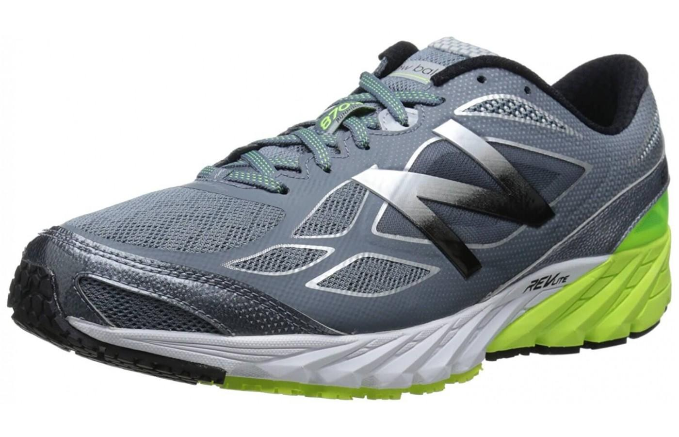 here's a look at the New Balance 870 v4