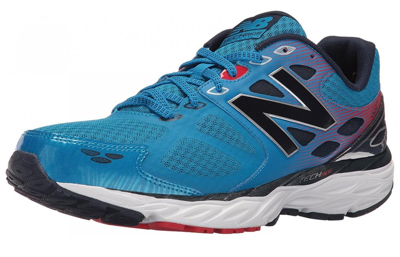 the New Balance 680 v3 is a comfortable and stylish stability shoe ...