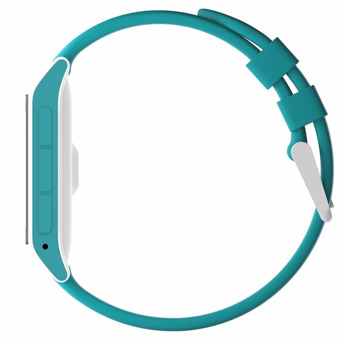 This watch is available in bold colors