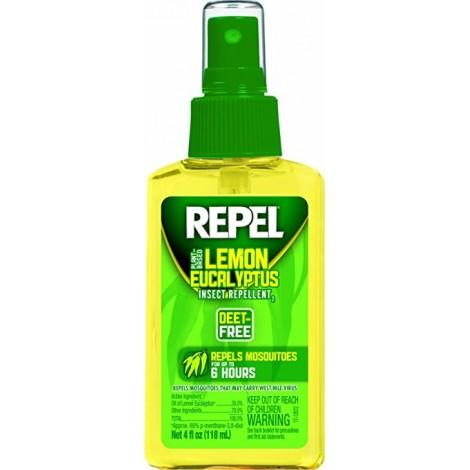 4. Repel Lemon Eucalyptus Natural Insect Repellant Spray