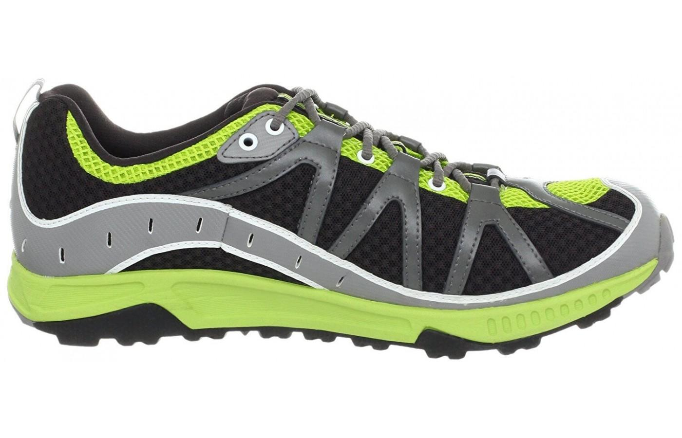 the Scarpa Spark is a tenacious but comfortable trail runner