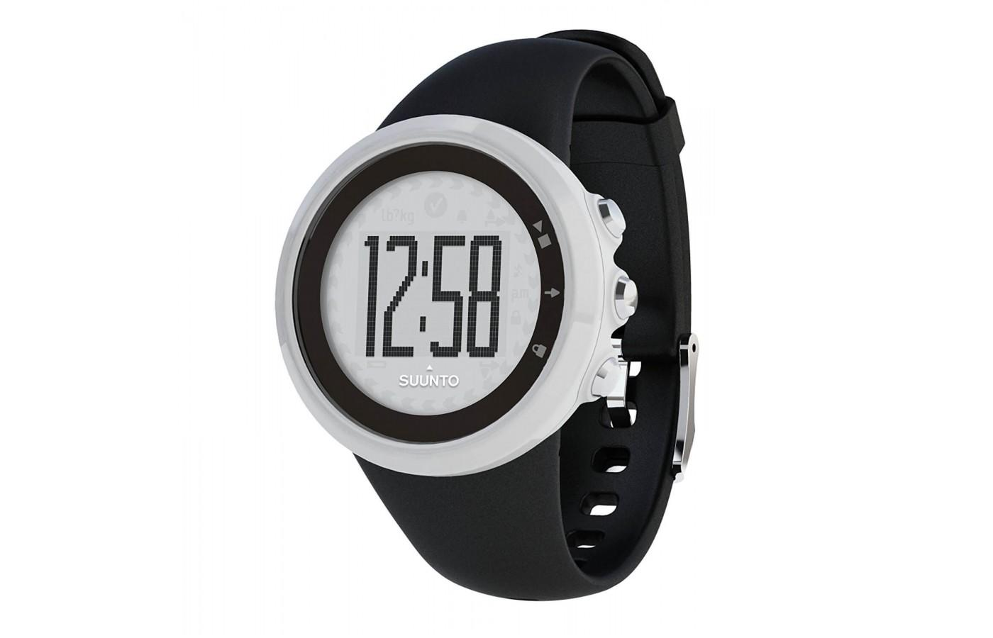 Suunto M1 provides time of day