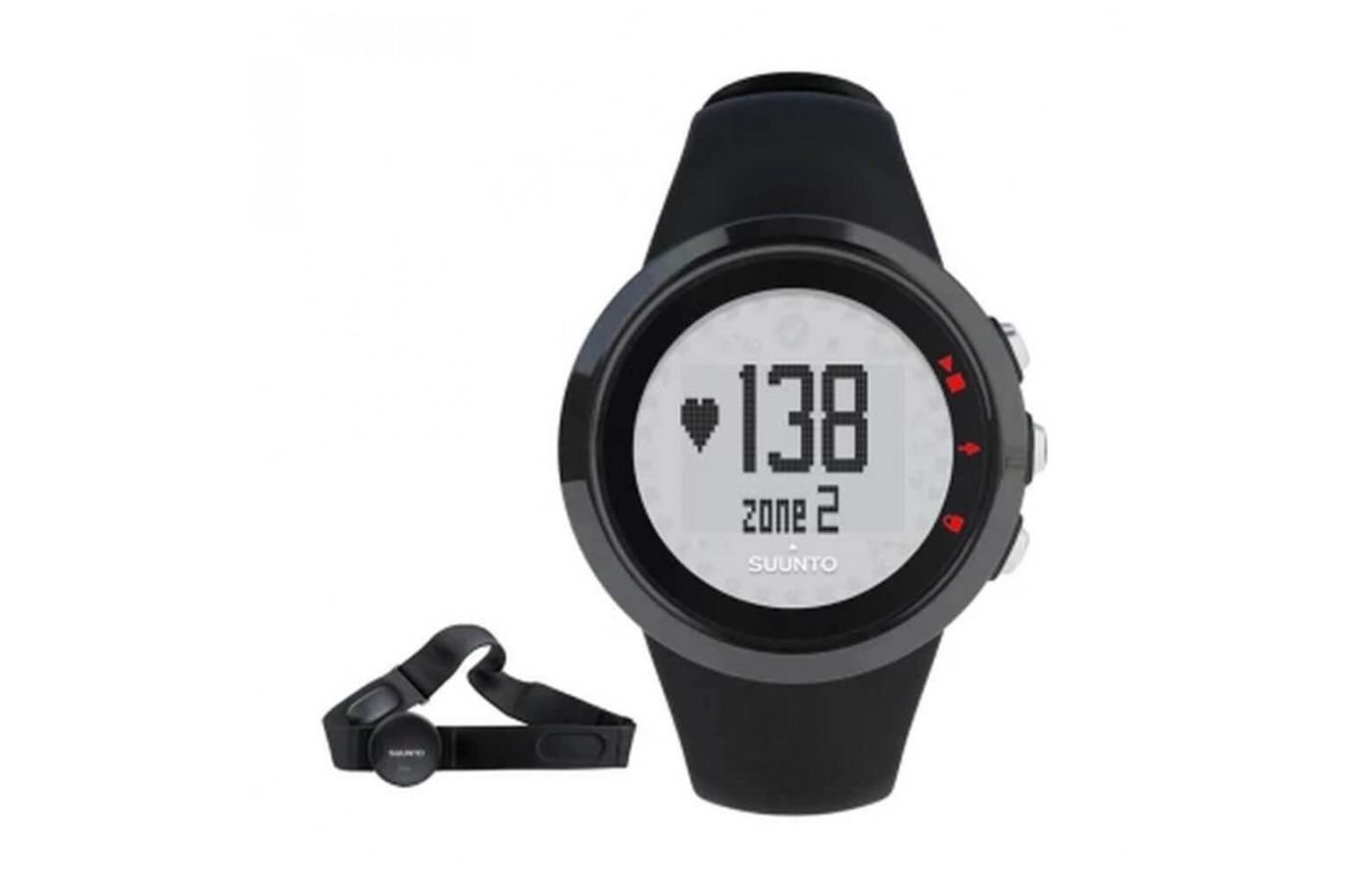 Runners looking for a basic watch will be happy with the suunto m2