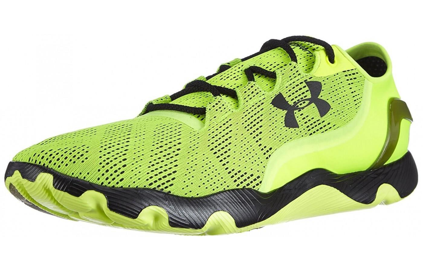 the Under Armour SpeedForm RC Vent shown from the front/side