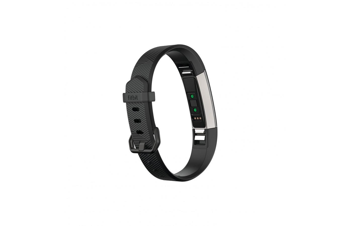 This version of the Fitbit Alta has a heart rate monitor