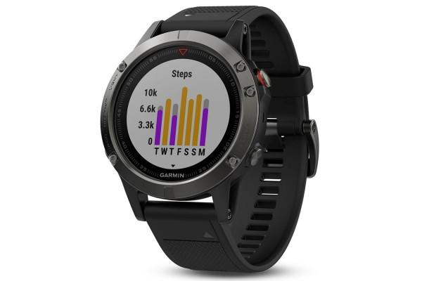 A detailed review of the Garmin Fenix 5 watches