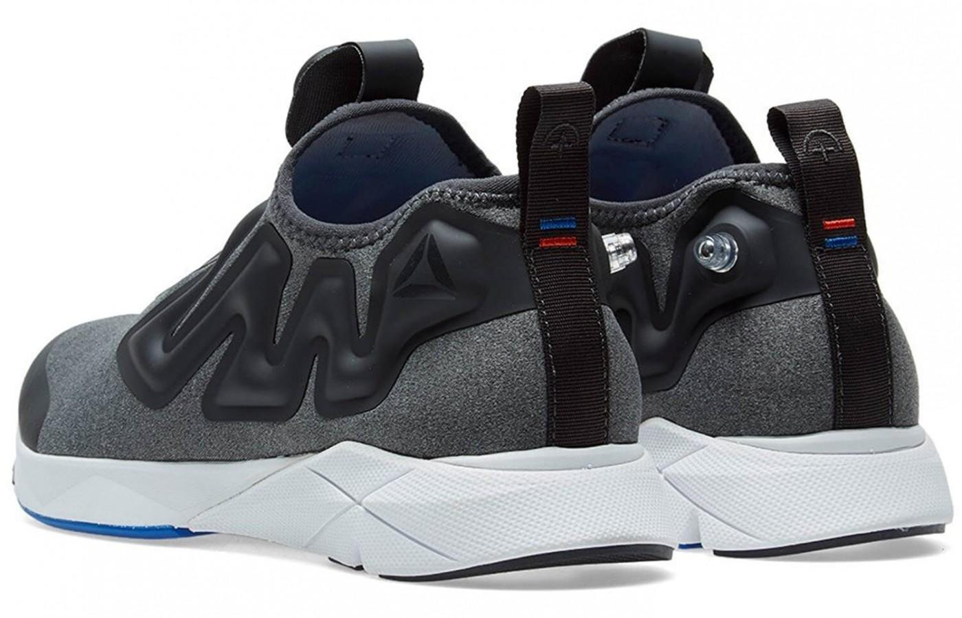 Reebok Pump Supreme Hoodie is not meant for intense workouts