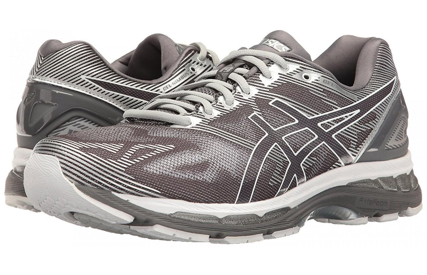 The ASICS Gel Nimbus 19 reviewed and compared.