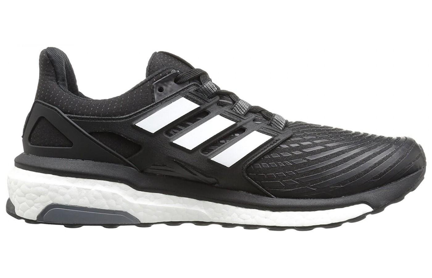 the Adidas Energy Boost has soft cushioning in the heel