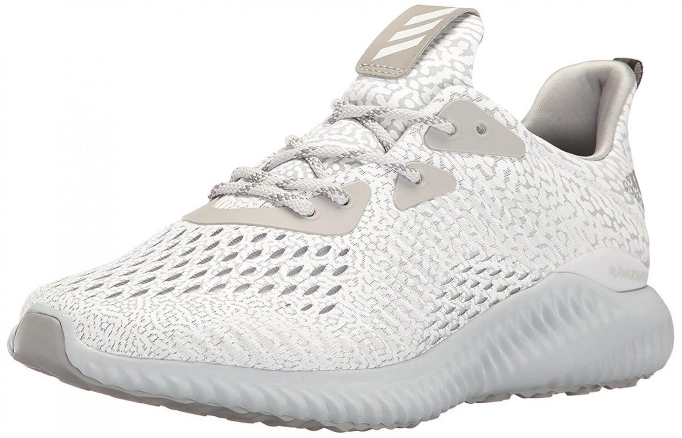 Adidas Alphabounce AMS was designed using motion capture technology