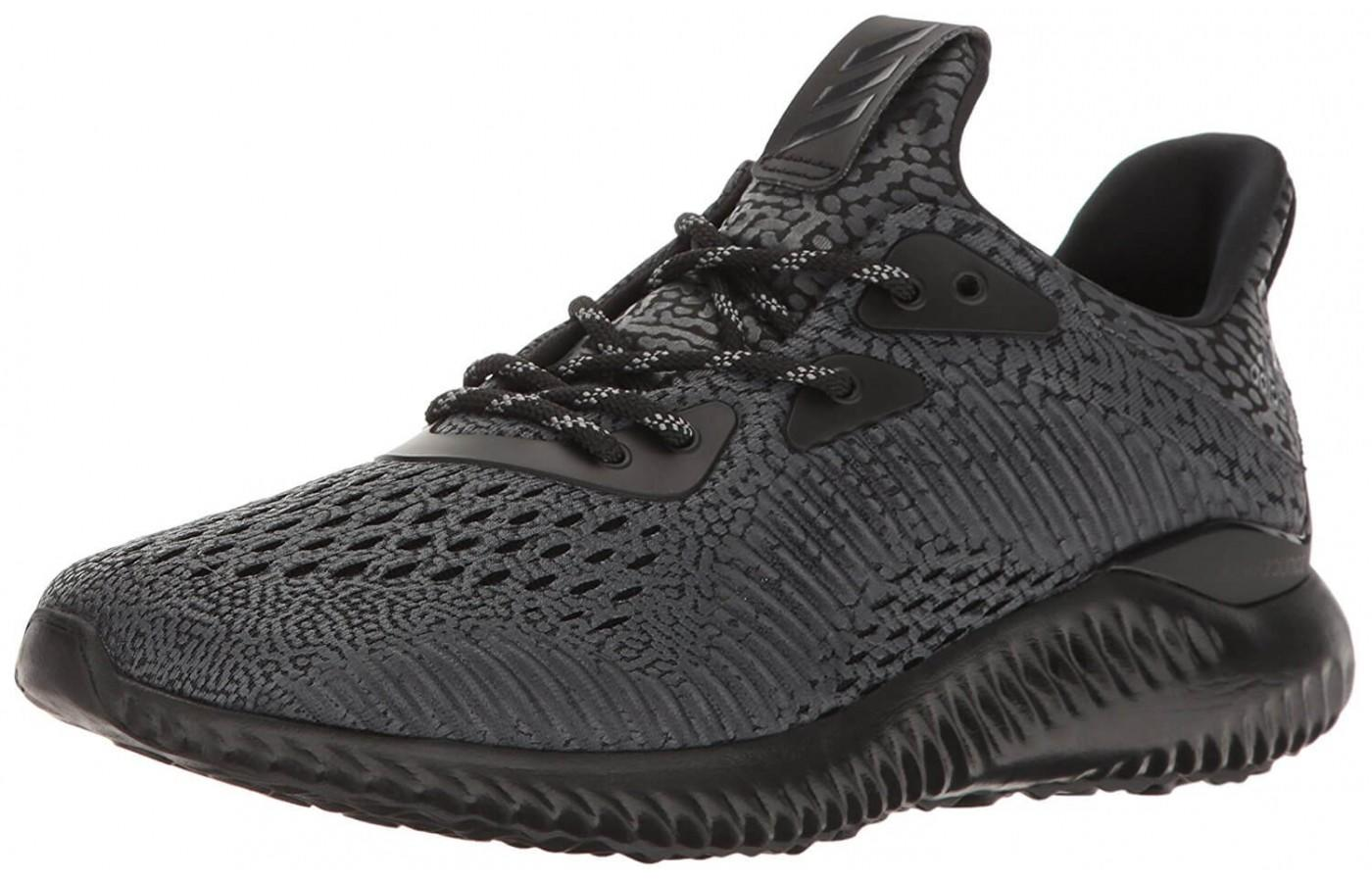 Black version of the Adidas Alphabounce AMS