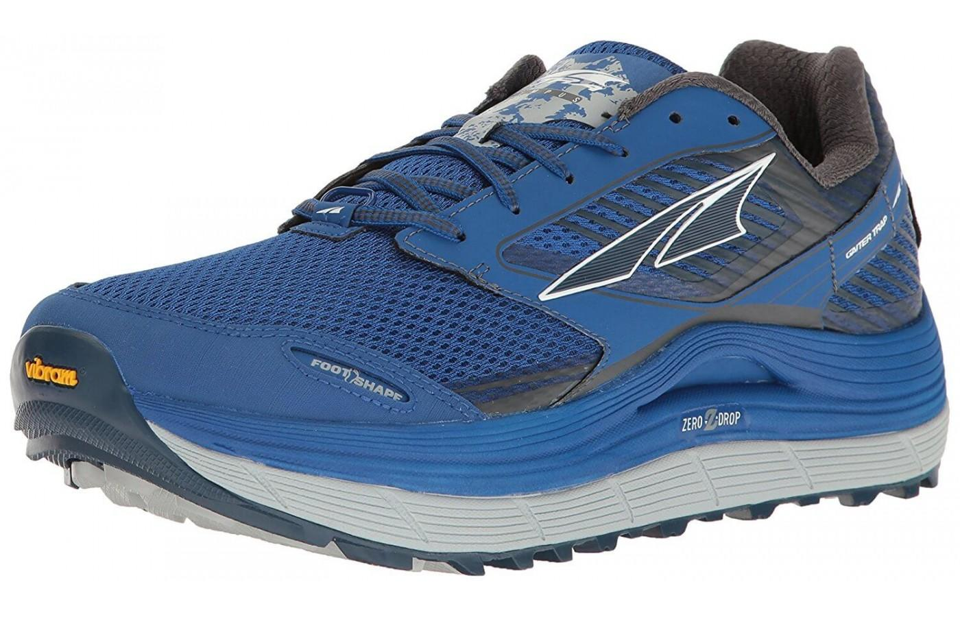 Altra Olympus 2.5 features a wide toe box