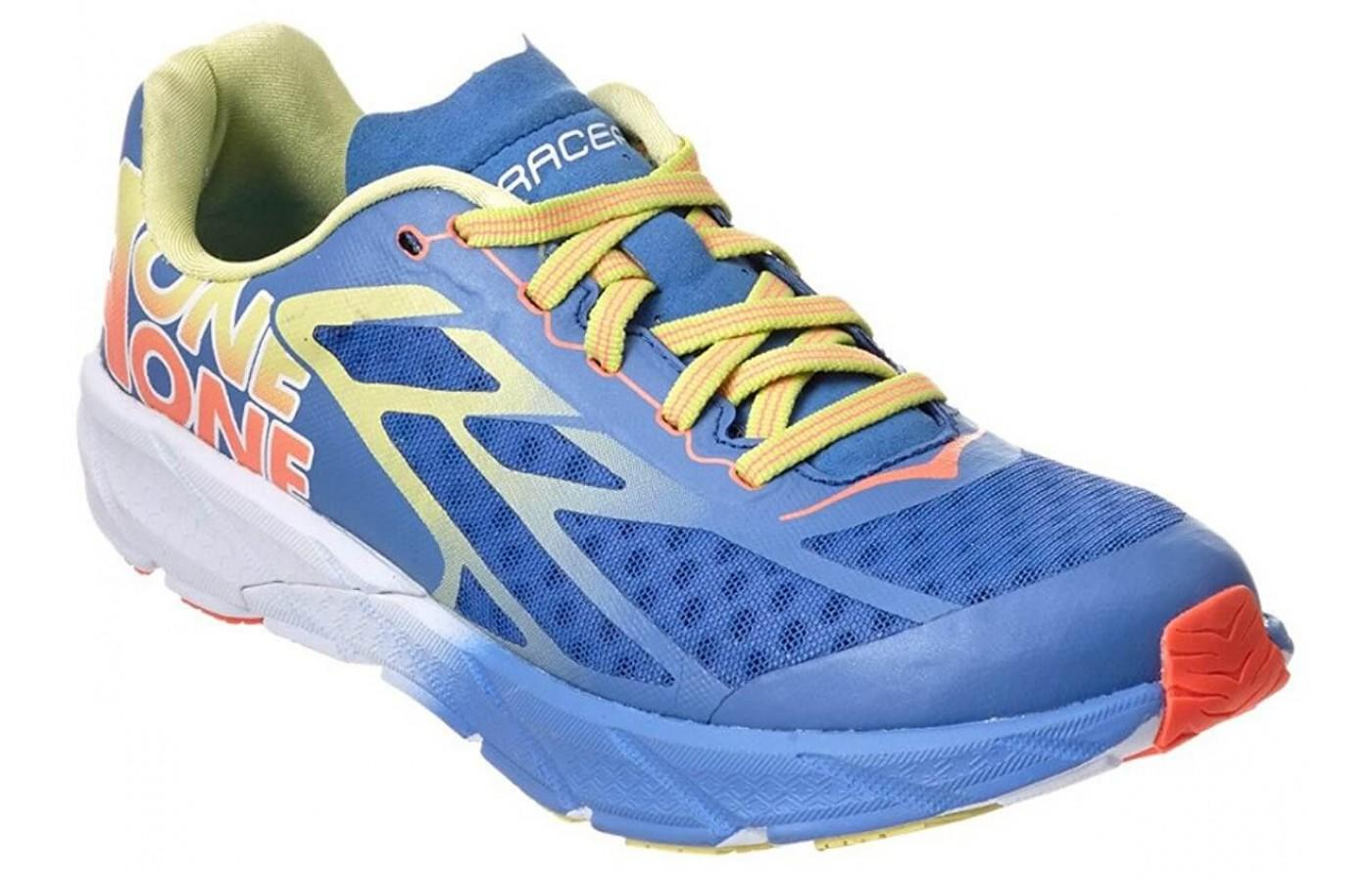 Hoka One One Tracer 2 has a unique and striking look